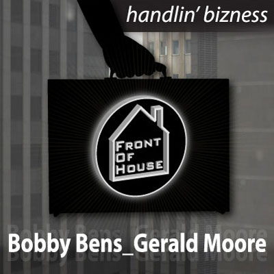 Handlin business 2009 by bobby bens gerald moore for Motor city drum ensemble raw cuts 3